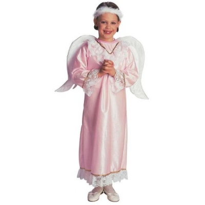 Costume angel - pink