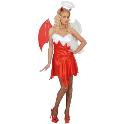 Heaven and Hell Costume