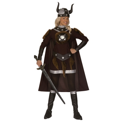 Viking Victoria Costume