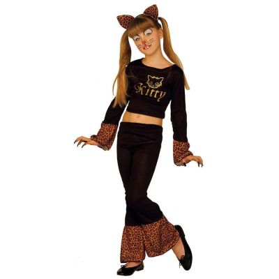 Costume cat with ears