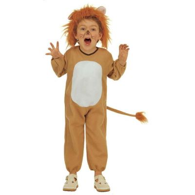 Costume little lion