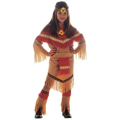 Costume indian with headband