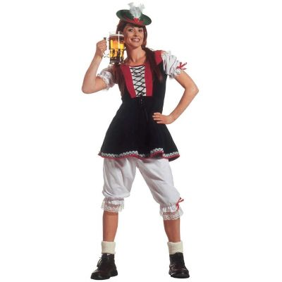 Bavarian Girl Dress