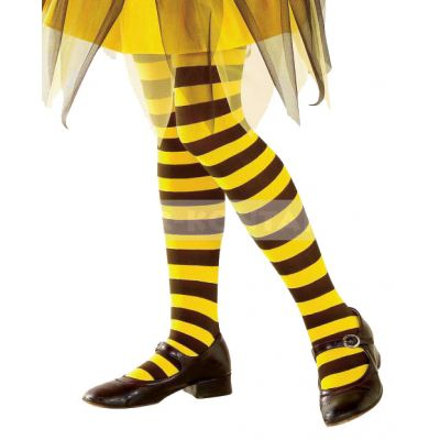 Bee pantyhouse for kids