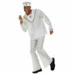 Sailor fancy dress Shirt, pants, hat