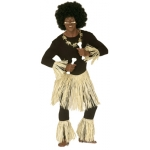 Zulu Set - unisex skirt, armbands, legbands