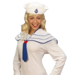 Sailor Set - unisex Collar, hat
