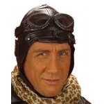 Aviator Hat leatherlook