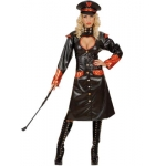Corporal Punishment Costume - XL Coat, hat