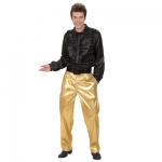 Golden pants disco