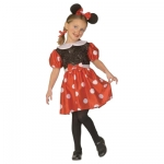 Mouse girl costume Dress, headpiece, ears