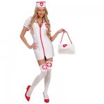 Nurses satin handbag
