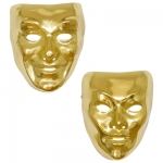 Gold Mask Plastic 2 models