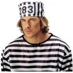 Jail uniform Cap only