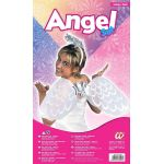 Angel set Wings and gloriole