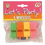 Whistles Package