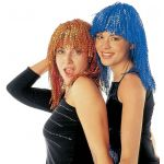 Party wig 6 colors
