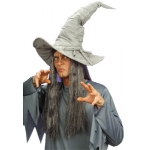 Suedelook witch hat